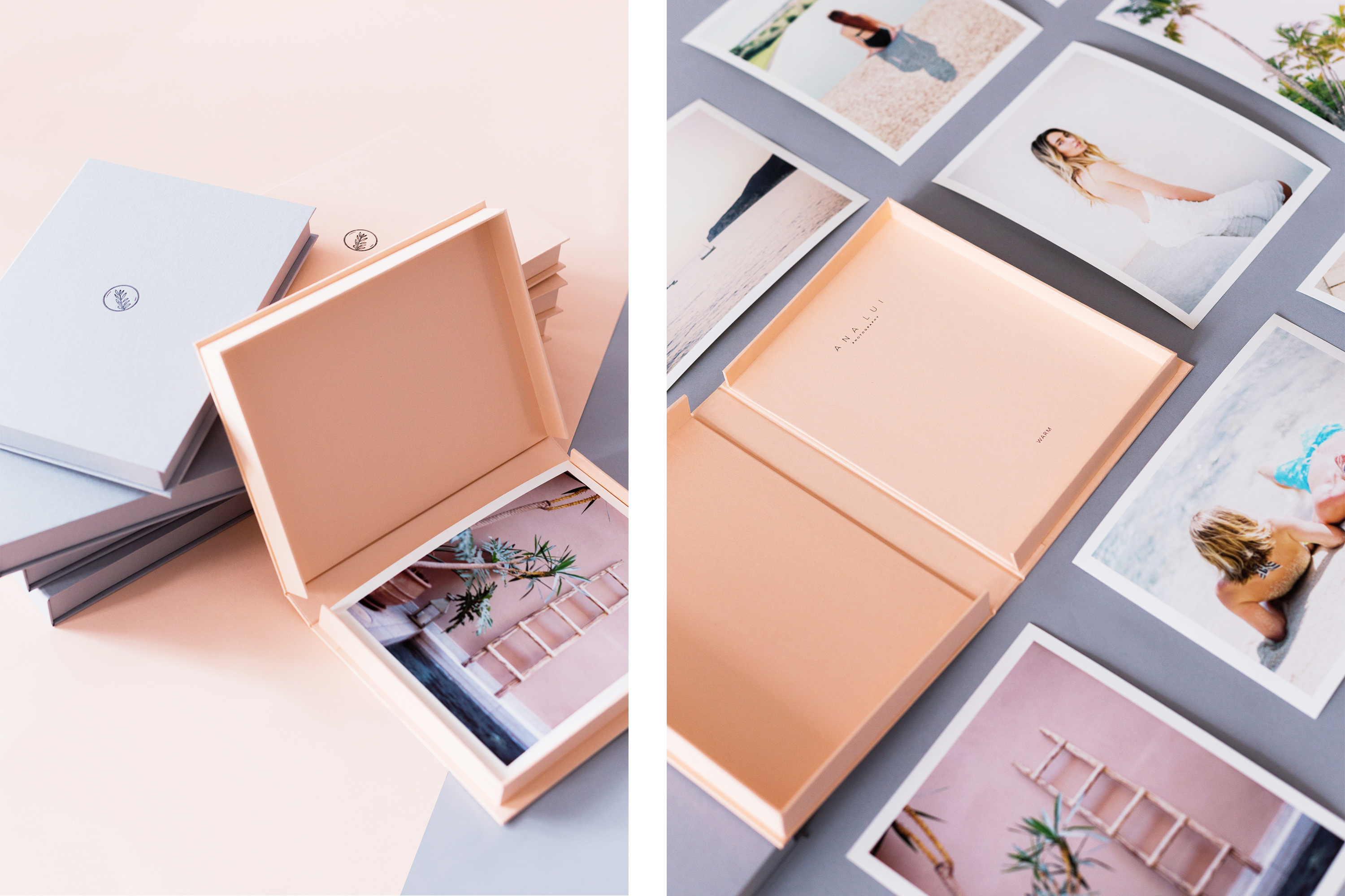Anna Lui Photography Boxes