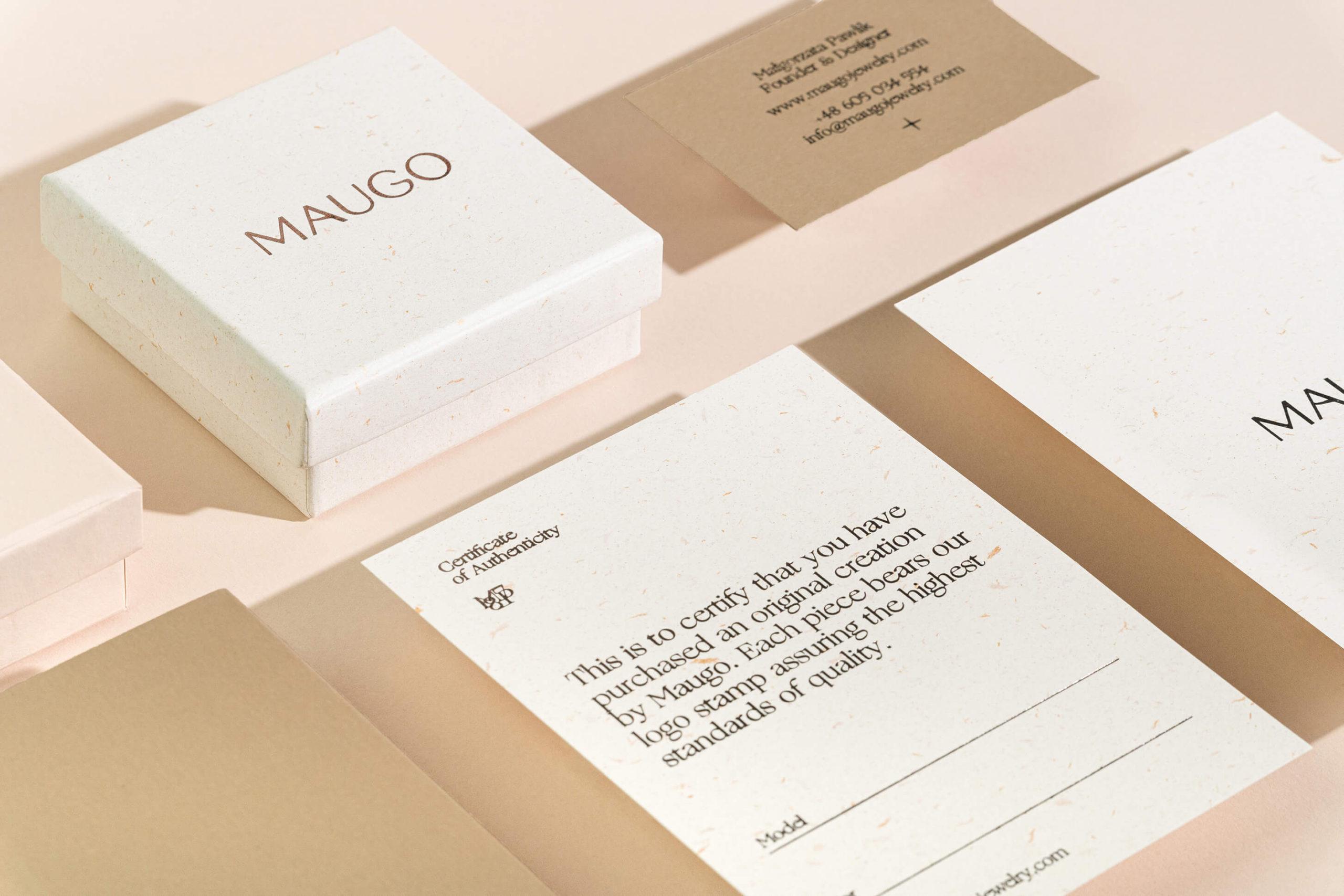 maugo identity